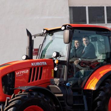 Японский производитель сельхозтехники выходит на российский рынок