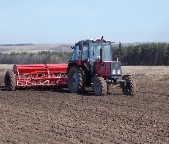 Минсельхоз России: по состоянию на 21 марта 2016 года яровой сев в России проведен на площади 746,3 тыс. гектаров