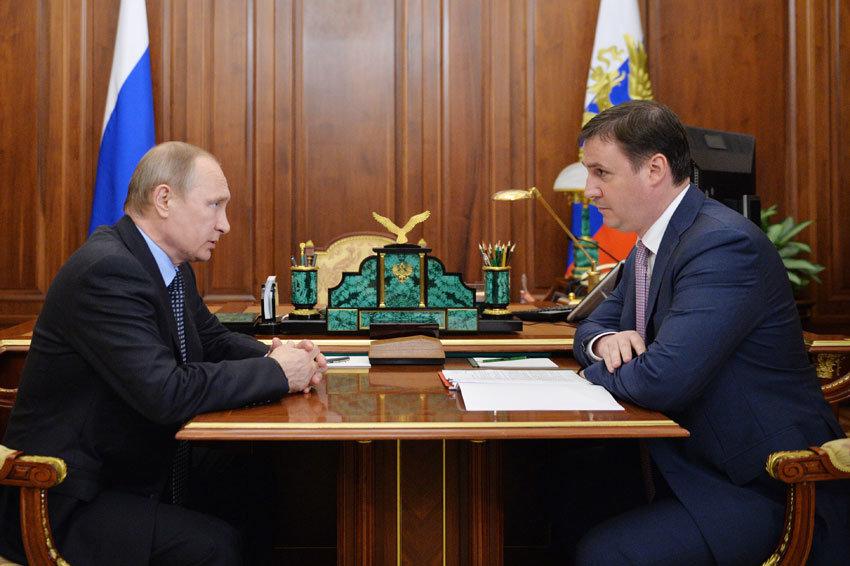Путин поручил разработать новую программу развития АПК