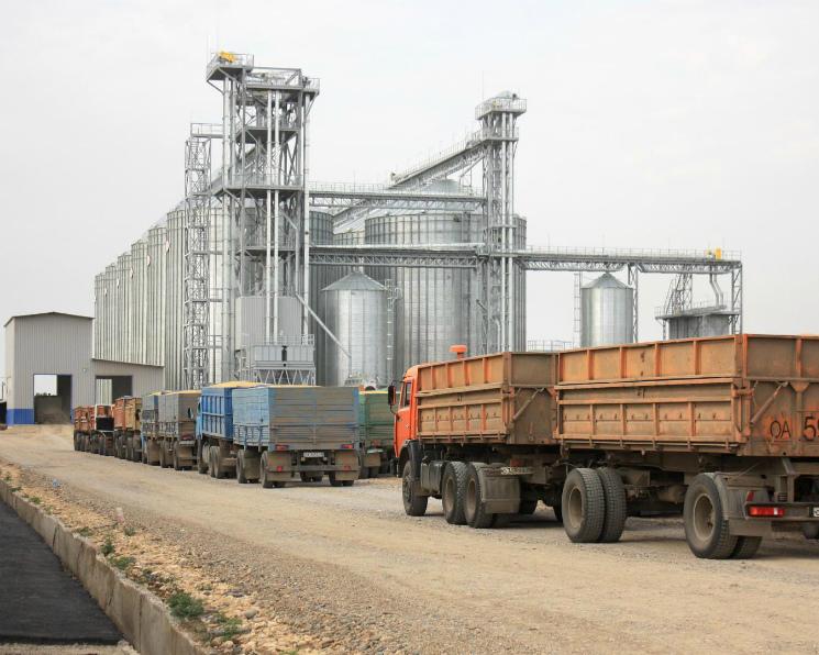 Зерновые интервенции недостаточно эффективным — Минсельхоз