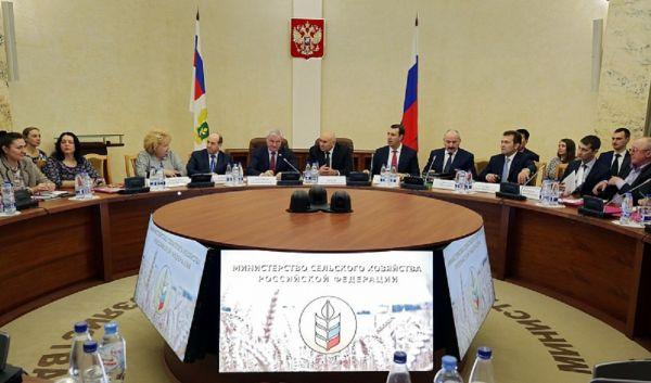 Минсельхоз РФ и АККОР объединяют усилия на благо фермеров