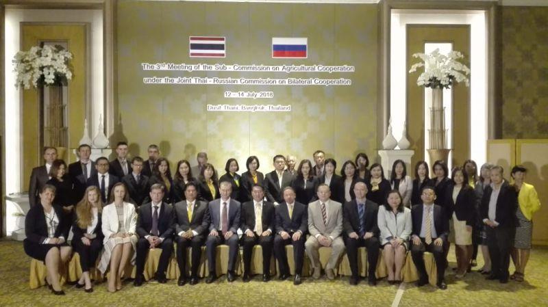 В Бангкоке обсуждают сотрудничество России и Таиланда в сельском хозяйстве