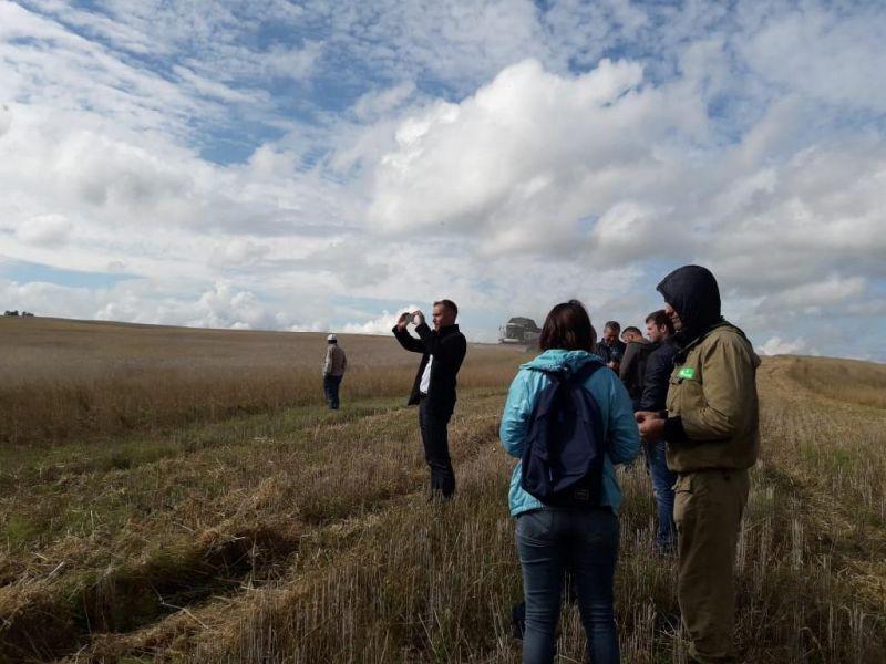 Продукция органического земледелия из Томской области будет поставляться в Европу