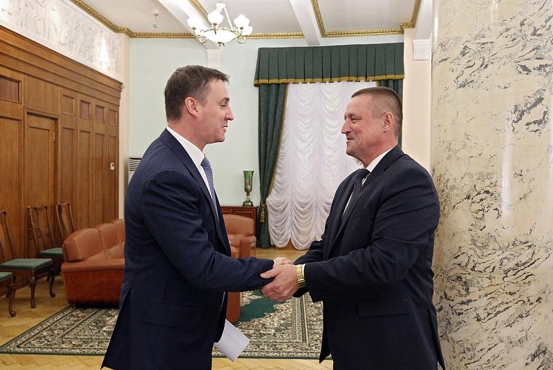 Россия и Беларусь развивают сотрудничество в сфере взаимной торговли