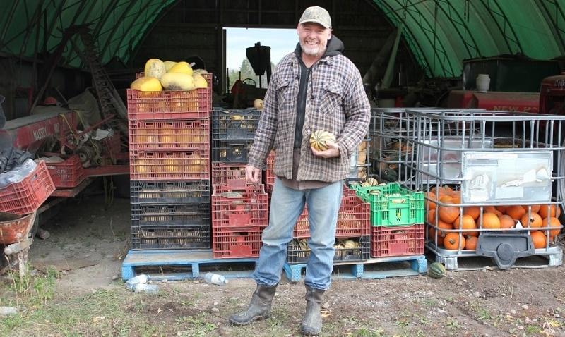 Канадский фермер хочет стать крупнейшим производителем органической сельхозпродукции в Северной Америке