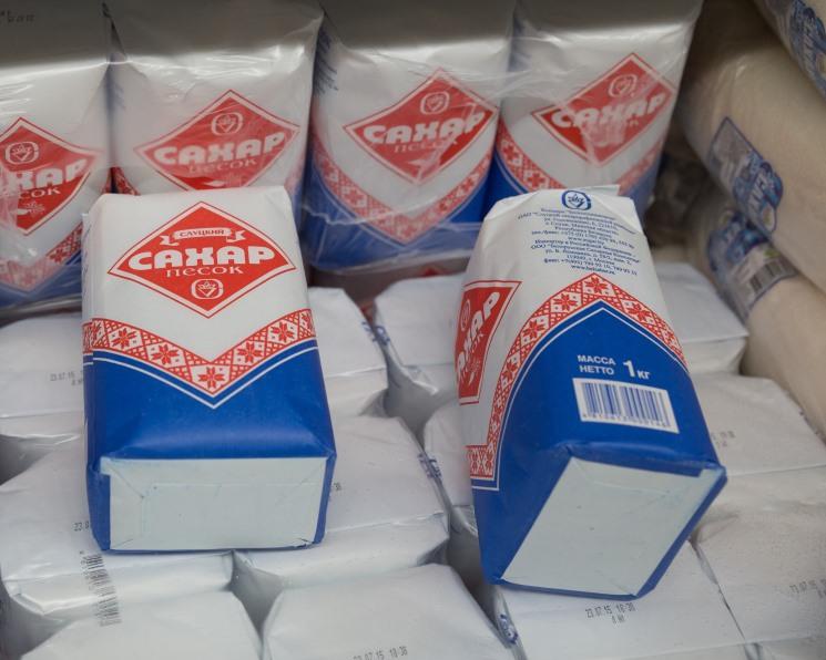 Цены на сахар выросли почти на 27%