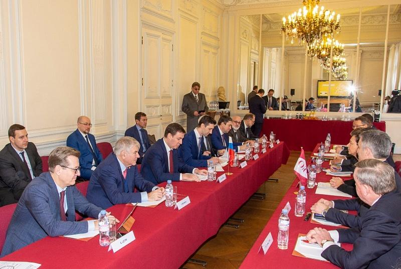 Минсельхоз России развивает сотрудничество с Международным эпизоотическим бюро