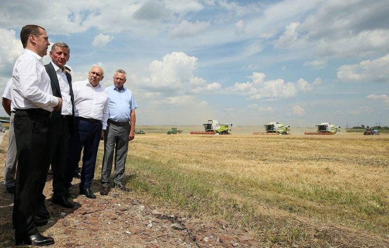 Задачи продовольственной безопасности в целом по России решены